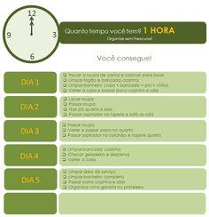 Organize sem Frescuras   Rafaela Oliveira » Arquivos » Plano de limpeza e organização da casa em etapas