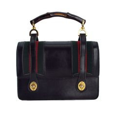 78474ab20c28 1stdibs - Rare Gucci bamboo handle handbag 1960s explore items from 1,700  global dealers at 1stdibs
