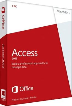 Microsoft Access 2013, Licence Card, 1 User (PC) Reviews - http://www.cheaptohome.co.uk/microsoft-access-2013-licence-card-1-user-pc-reviews/