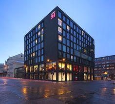 Contemporary hotel societyM, Glasgow - http://www.adelto.co.uk/contemporary-hotel-societym-glasgow