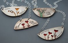Kathryn Riechert - silver/copper with acrylic backing?