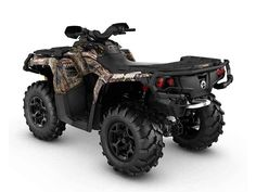 New 2016 Can-Am Outlander XT 850 Camo ATVs For Sale in Pennsylvania. Expand your off-road capabilities with added features – and added value. Get equipped with Tri-Mode Dynamic Power Steering (DPS), a 3,000 pound winch, and heavy-duty front and rear bumpers.