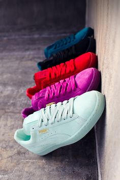 Puma Suede Mono Iced (via Kicks-daily.com)