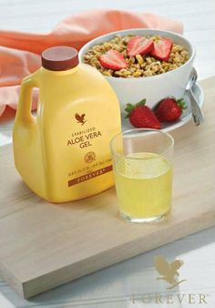 Aloe Vera Gel: imagine slicing open an Aloe leaf and consuming the gel directly from the plant. Our Forever Aloe Vera Gel™ is as close to the real thing as you can get. Forever Aloe, Aloe Vera Gel Forever, Forever Living Aloe Vera, Aloe Barbadensis Miller, Forever Living Products, Forever Living Distributor, Aloe Berry Nectar, Aloe Drink, Sante Bio