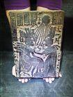 ANCIENT EGYPT EGYPTIAN ANTIQUE Tutankhamun Throne Stela Relief 1365-1310 BC