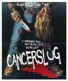 Cancerslug Psychobilly, Concert Posters, Going Out, Blood, Music, Musica, Musik, Muziek, Music Activities