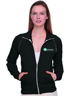 Ovarian Cancer National Alliance track jacket