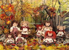 My Doll Le amiche del bosco