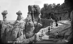 """Approach to Pueblo Acoma"""", New MexicoPhotographer: Ben WittickDate: 1880 - Number 016039 """"Approach to Pueblo Acoma"""", New Mexico Photographer: Ben Wittick Date: 1880 - Pueblo Tribe, New Mexico History, Smoked Eyes, Pueblo Indians, Native American Tribes, Native Americans, Land Of Enchantment, Mystery Of History, Historical Pictures"""