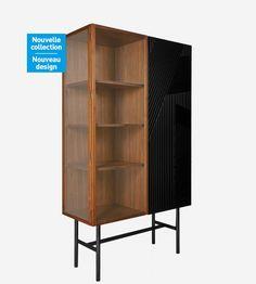 Gimm meuble audio vid o blanc habitat prix meuble tv for Habitat meuble tv