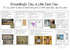 KinderGals: February Holidays: Groundhog's Day and President's Day