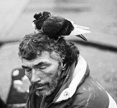 black white homeless  on the street   ihardlyknowher.com > dubesor > sets > 72157615093714207