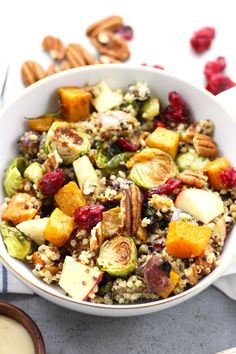 Dinner Bowls, Cooking Recipes, Healthy Recipes, Meal Prep Bowls, Fall Harvest, Lunches And Dinners, Dinner Recipes, Best Cocktail Recipes, Healthy Eating