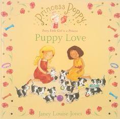 Princess Poppy Puppy Love