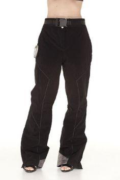 Emporio Armani BLACK Polyamid Pants Trousers 7becf7ba2