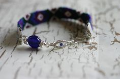 Haute Hippie Friendship Bracelet with by daisypetaldesigns on Etsy $34.00