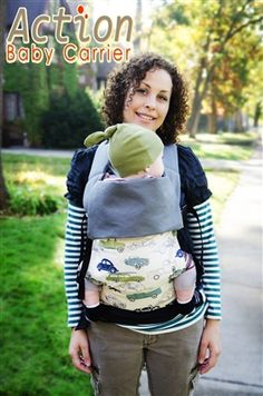 Action Baby Carriers WOODWARD Regular & Toddler SSC