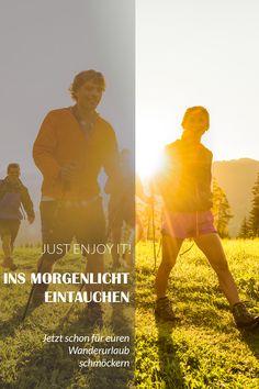 Jetzt schon mal für euren Wanderurlaub schmöckern Bergen, Movies, Movie Posters, Morning Light, Tourism, Hiking, Films, Film Poster, Cinema