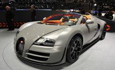 2013 Bugatti Veyron 16.4 Super Sport the Real Sports Car 2013 Bugatti ...