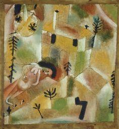 Death in the Garden (Legend), 1919 by Paul Klee