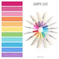 DND Color Palettes | Dawn Nicole Designs®️️