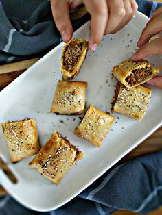Family friendly Classic Beef Sausage Rolls