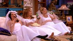 Stages of a twentysomething woman's relationship with weddings