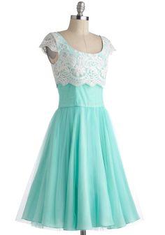 i love this - super vintage. Breathtaking Belle Dress | Mod Retro Vintage Dresses | ModCloth.com