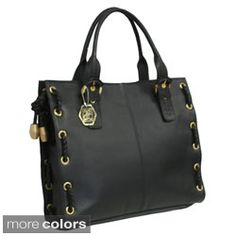 10 Reasons You'd Want To Be A Bag Lady #chic #fall #fashion #bags #pocketbooks