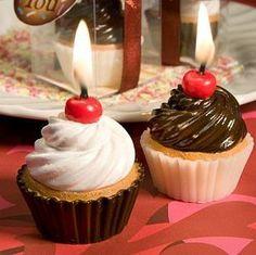 Handiwork & Decoration:How To Make Cupcake Candles