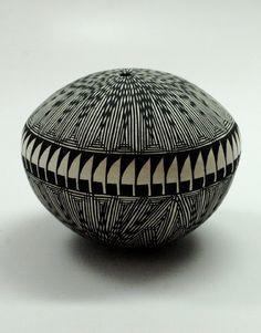 Acoma Pottery -