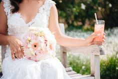 Los Angeles Botanical Gardens Wedding by New Love Photography.