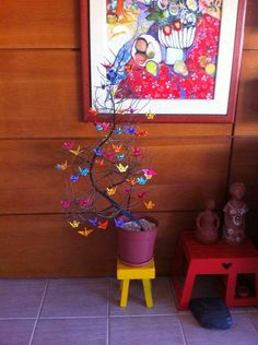 Árvore de tsurus
