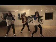 Maroon 5 - Moves like jagger Choreography by David Leung