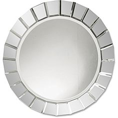 Fortune 'Web' Beveled Mirror