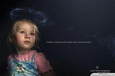 #Advertising #Antismoking