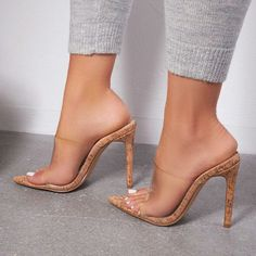 high heels – High Heels Daily Heels, stilettos and women's Shoes Stilettos, Stiletto Heels, Sexy High Heels, Mules Shoes, Shoes Heels, Women's Mules, Prom Heels, Heeled Sandals, Shoe Boutique