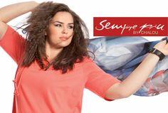 Sempre Piu grote maten kleding bij Bagoes | Geen verzendkosten | Gratis retour | Plus Size Fashion