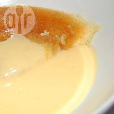 Microwave Sponge Pudding quick and easy. added ground ginger and put chopped stem ginger with some of the syrup in bottom of bowl