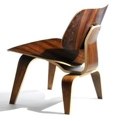 Molded Plywood Pilot's Seat Eames - 1943
