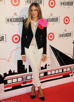 Sarah Jessica Parker e Blake Lively a Toronto per primo store Target » GOSSIPpando | GOSSIPpando