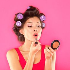 Ever tried hot rollers? Read all about my experience on the Counting It All Joy Blog!