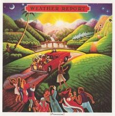 WEATHER REPORT discography (top albums), MP3, videos and reviews