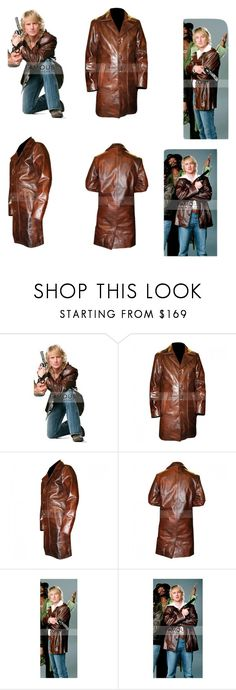 Men's Leather Jackets: How To Choose The One For You. A leather coat is a must for each guy's closet and is likewise an excellent method to express his individual design. Leather jackets never head out of styl Leather Men, Brown Leather, Leather Jacket, Starsky & Hutch, Owen Wilson, Men's Fashion, Menswear, Shoe Bag, Polyvore