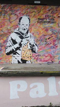 Street art in Hakunila