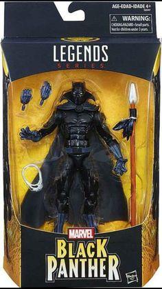 Erik Killmonger Volume Large Toys & Hobbies Marvel Black Panther 6-inch Legends Series