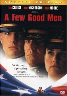 A Few Good Men (Special Edition) Movie http://www.amazon.com/dp/B00005B6JZ/ref=cm_sw_r_pi_dp_7TSexb0B55DVM