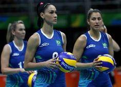 Estación Voleibol: VOLEIBOL FEMENINO SE INICIÓ EN RÍO 2016