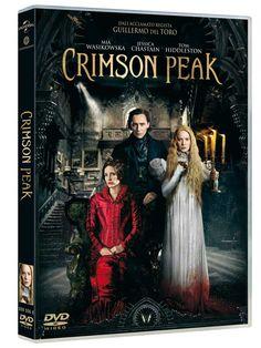 Crimson Peak - DVDLo trovi in vendita su www.ondagame.it con spedizione in tutta italia. Oppure a noleggio presso Digital Game - Corso Calatafimi, 37 - Marsala - Tel. 0923.982789 - info@ondagame.it