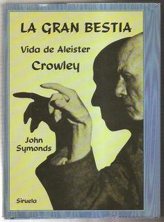 Resultado de imagen de aleister crowley siruela